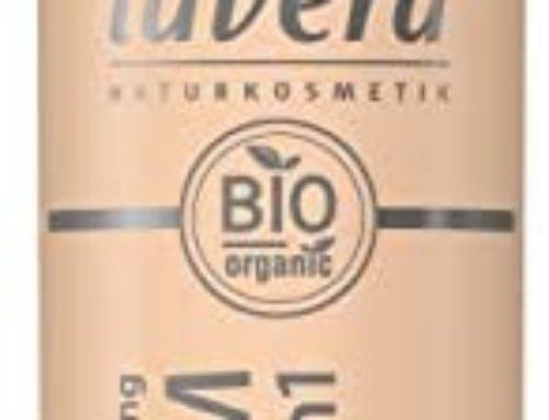 Cosmetica natural base de maquillaje