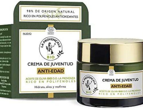 Aceite oliva cosmetica