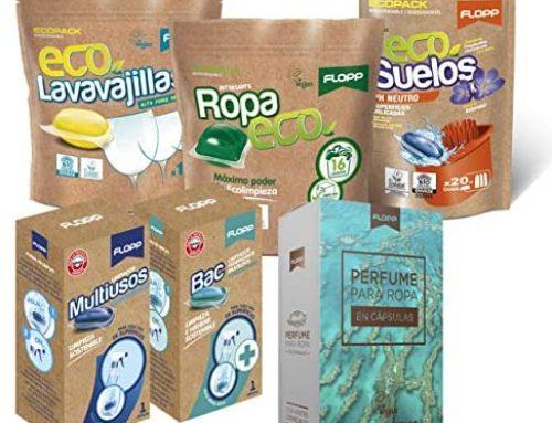 Productos de limpieza sostenibles